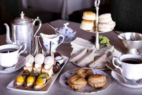 Tea on the Terrace Rotherham - Afternoon Tea for Two or Four - Save 0%
