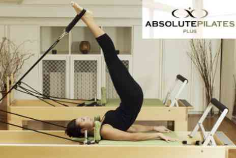 Absolute Pilates Plus - Five Sessions of Reformer Pilates - Save 61%