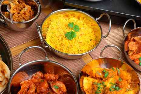 Kohinoor Restaurant - Three Course Indian Meal with Beer for Two, Four or Six - Save 58%