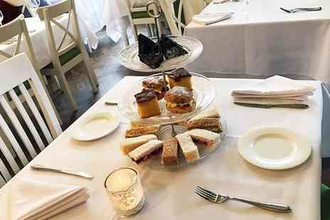 Dill Bay Restaurant - Afternoon Tea for One, Two or Four - Save 43%