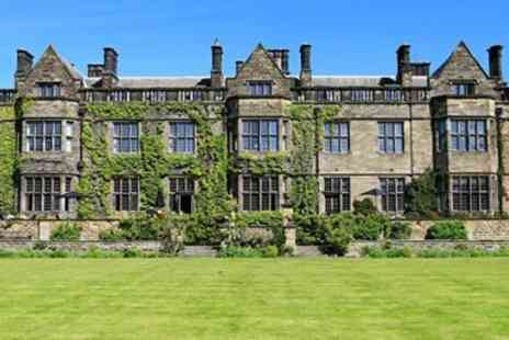 Gisborough Hall Hotel - Yorkshire country house break including dinner - Save 0%
