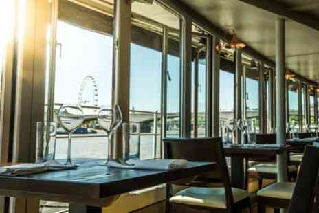 The Yacht London - Two Course Lunch for One or Two - Save 53%