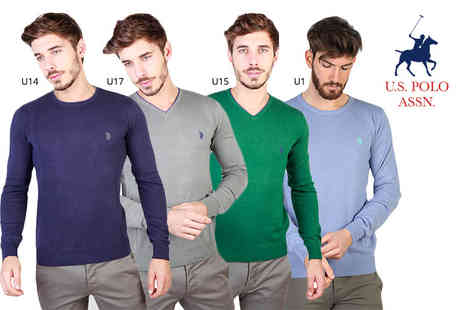IDT Spa - U.S Polo mens sweater choose from 17 styles - Save 68%