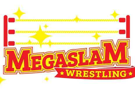 Megaslam American Wrestling - General admission entry for one or a family of four to see 2018 Wrestling Extravaganza Tour on 5 January To 25 February - Save 43%
