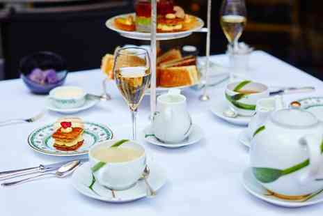 The Blue Bell - Afternoon Tea with Optional Bottle of Prosecco for Two - Save 0%