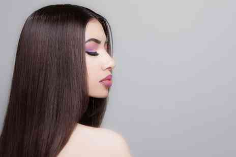 Freedom Edge - Wash and Blow Dry with Optional Cut, Half Head Highlights or Full Head Colour - Save 52%