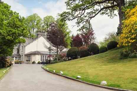 Briery Wood Country House Hotel - Two night Windermere stay with cream tea or cruise - Save 41%