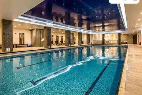Imagine Spa - Eight hour spa retreat with spa access, a choice of treatment - Save 59%