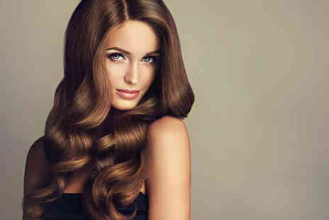 Jason Shankey - Hair package with cut, blow dry, conditioning treatment, head massage and refreshments or include colour or highlights - Save 50%