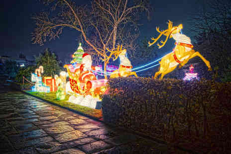Weli Creative - Weekday entry for one adult to the Magic Lantern Festival - Save 25%