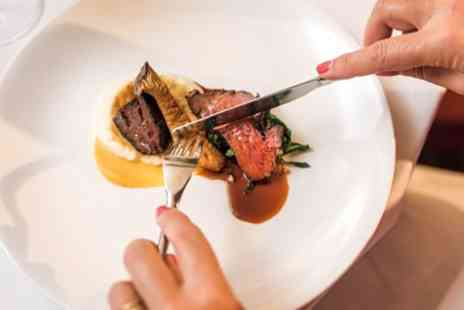 Thackerays Restaurant - Member event including tasting menu & paired French wines - Save 0%