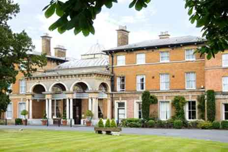 Oatlands Park Hotel - 18th century manor stay including dinner - Save 44%