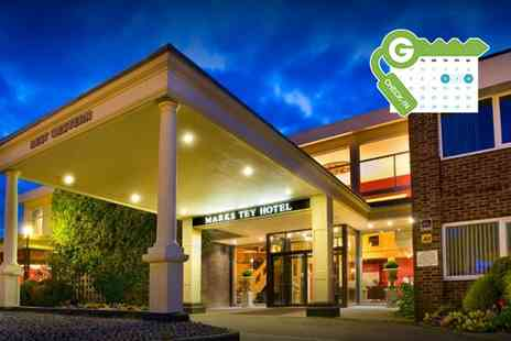 Best Western Marks Tey - Double Room for Two with Breakfast and Leisure Access - Save 0%