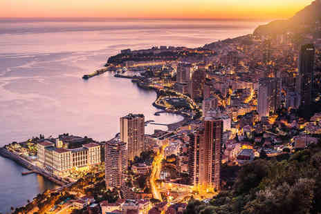 Hotel Columbus Monte Carlo - Three Star Glamorous Escape For Two to Monte Carlo - Save 60%