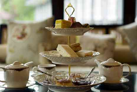 Prince of Wales Hotel - Traditional Afternoon Tea with Optional Prosecco for Two or Four - Save 40%