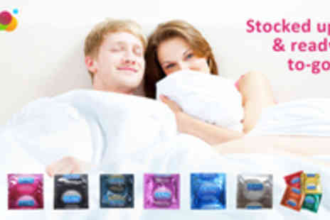 Merchtopia - Durex Condoms Choose from 7 Different Variety Packs - Save 67%