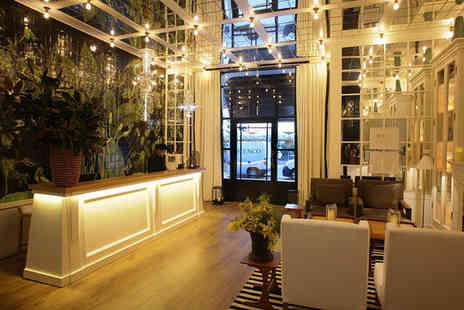 Ofelias Hotel - Four Star Chic Boutique Stay For Two close to Eixample - Save 76%