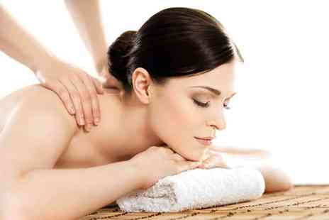 Xquisite Beauty - Choice of a one hour warming massage - Save 68%