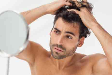 FUE Hair Clinics - Up to 6000 Hair Transplant for Men - Save 70%