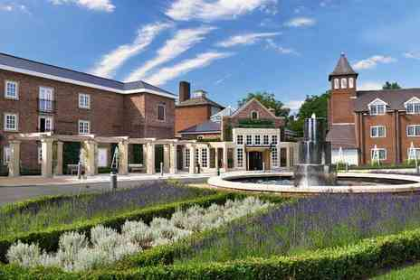 The Belfry - One Night Stay for Two with Full English Breakfast, Dinner and Discounts - Save 0%