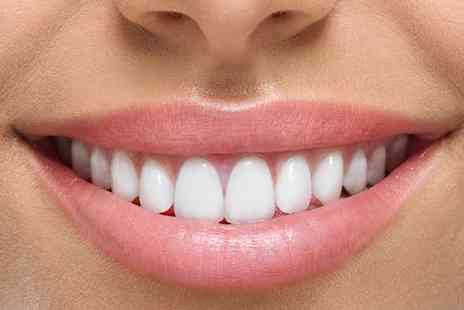 All Saints Dental Clinic - Zoom and Led Laser Teeth Whitening - Save 71%