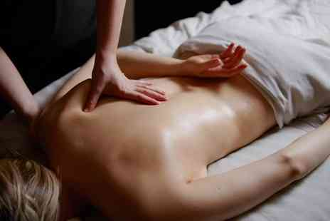 Ginas Beauty - Full Body Massage and Microdermabrasion Facial - Save 55%
