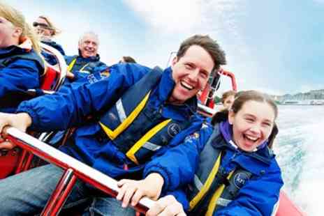 Thames Rockets - High speed Thames speedboat tour - Save 28%