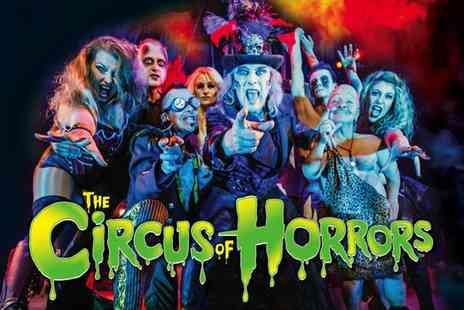 The Circus of Horrors 2015 - The Circus of Horrors Voodoo on 13 January To 9 March - Save 50%
