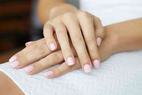 Nails by Kaye - Gel Manicure, Pedicure or Both - Save 0%