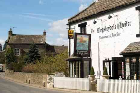 The Wensleydale Heifer - Yorkshire Dales break in 17th century inn with dinner - Save 35%