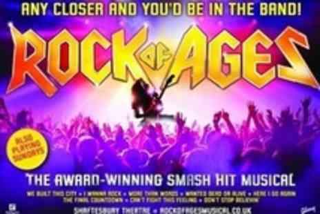 Rock of Ages - Top Price Ticket to Rock of Ages - Save 55%