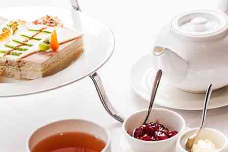 The Belfry - Champagne afternoon tea for 2 - Save 24%