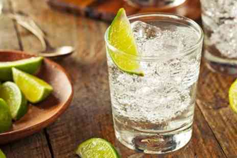 Riverhill Restaurant & Hotel - 4 gin & tonics at Wirral hotel - Save 40%