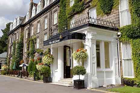 The Old Swan Harrogate - One to Three Nights Stay for Two with Full English Breakfast, Wine, and Option for Wine - Save 0%