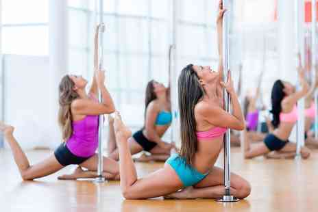 Twirl N Tone Dance Academy - Four Pole Dancing Classes for One or Two - Save 63%