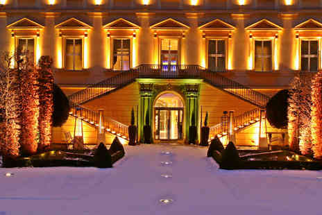 The Grand Mark Prague - Five Star Baroque Luxury Stay For Two in City Centre - Save 66%