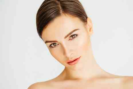 Rich Brow Arts - Face and Neck Hair Removal or Brow Shape and Tint with Party Lashes or Package of Both - Save 50%