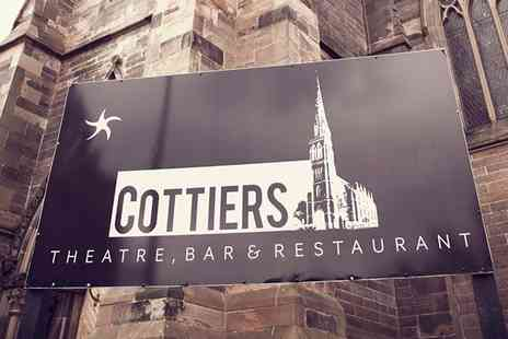 Cottiers Ticketing - Christmas Ceilidh with Optional Meal on 9, 15 or 22 December - Save 36%