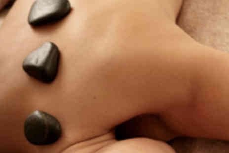 Radiance Hair and Beauty - Hour-Long Hot Stone or Aromatherapy Massage - Save 56%