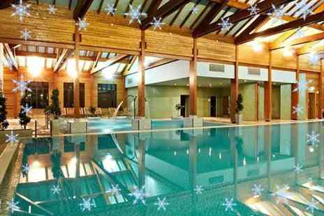 Bannatyne Spa - Festive spa day for two with four treatments each and an afternoon tea - Save 52%