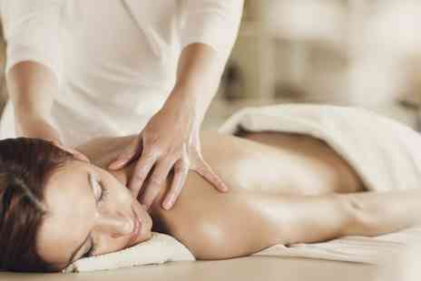FICBA Therapy - Full Body Massage - Save 39%