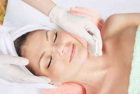 Results Aesthetics Beauty Clinic - 60 Minute Deluxe Facial with Face, Neck, and Shoulder Massage - Save 71%