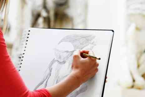 Sketchout - Full\ day drawing workshop at the V&A museum - Save 0%