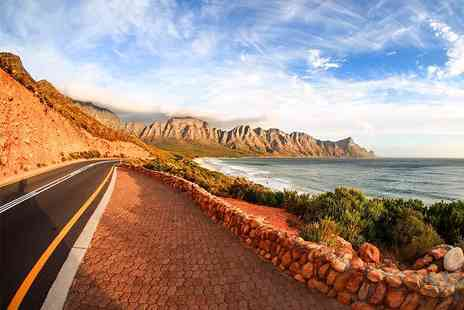 Independent World Choice Holidays - 14 day self drive road trip through South Africas Garden Route with hotel stays and flights - Save 0%