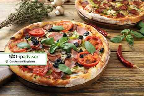 Vitos Italian Restaurant - £20 voucher to spend on Italian dining for two - Save 75%