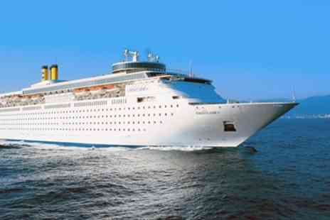 Book in Style - Seven night Mediterranean cruise from Italy with flights - Save 0%