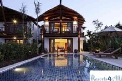 Resorts 4 All - 14 Nights in Phuket for Two Adults and 2 Children - Save 75%
