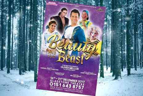 Dreamworld Entertainments - Ticket to see a Beauty and the Beast pantomime on 26th December - Save 40%