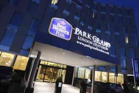 Park Grand Heathrow - One Night Stay for Two with Breakfast and Option for Gift Card - Save 0%