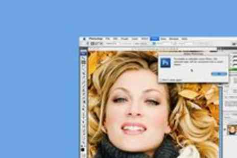 Blue Mountain Training Solutions - Photoshop CS4 Graphic and Web Design Training Course - Save 86%